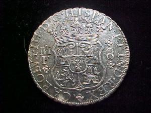 1768 MO MF PILLAR DOLLAR